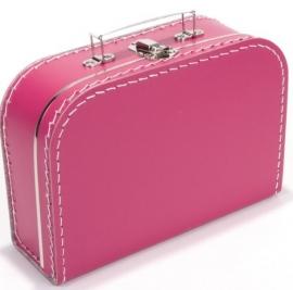 Koffer FUCHSIAROZE