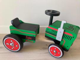Tractor gepersonaliseerd