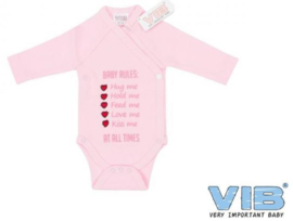 Baby Rules Roze