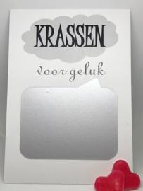 Kraskaart GELUK?