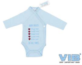 Baby Rules Blauw