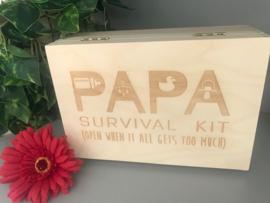 """Survival kit """"PAPA"""""""