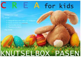 Knutselbox Pasen - vanaf 10 jaar (VANAF 30/03)