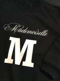 "Sweater ""Mademoiselle x"""