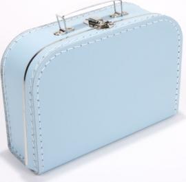 Koffer LICHTBLAUW