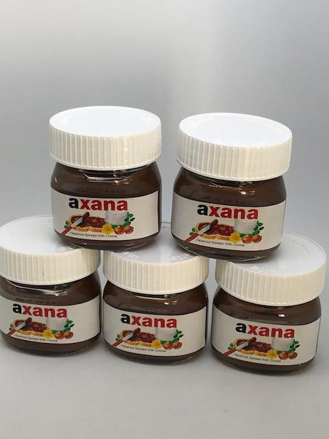 Label MINI nutella