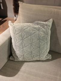 Kussen Velvet stitch