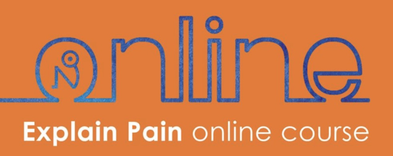 Explain Pain Cursus Online - 27,28 en 29 november 2020
