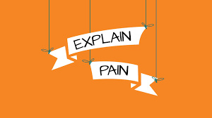 Explain Pain cursus 24-25 april 2020 - Kortrijk (Belgie)