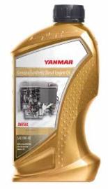 Yanmar 0W40 olie 1L.