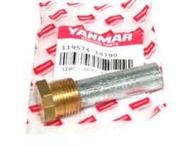 Yanmar Zinc Anode 119574-18790