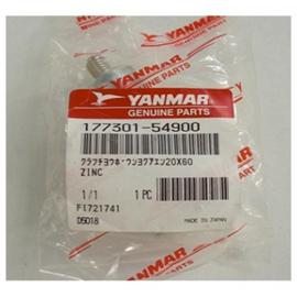 Yanmar Zinc Anode 177301-54900