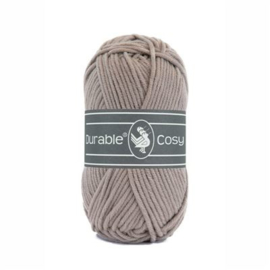 Durable Cosy col. 343 Warm Taupe