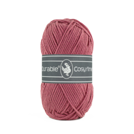 Durable Cosy Fine col. 228 Raspberry