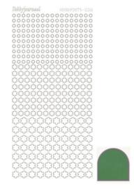 Dots nr. 8 Mirror Green nr. STDM082