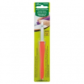 Clover Amour crochet hook 9 mm