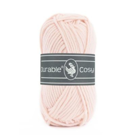 Durable Cosy col. 2192 Pale Pink