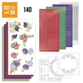 Dot & Do nr. 140 Winter Flowers