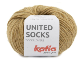 United Socks Col. 3 - Camel