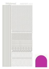 Dots nr. 3 Mirror Pink nr. STDM03F