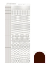 Dots nr. 5 Mirror Brown nr. STDM05G