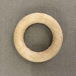 Houten ring 3.5cm