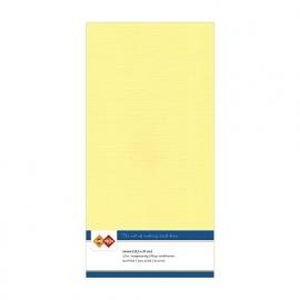 Linnenkarton - Vierkant - Geel nr. LKK-4K04