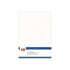 Linnenkarton - A5 - Gebroken wit