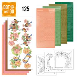 Dot & Do nr. 125 Birds
