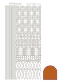 Dots nr. 3 Mirror Copper nr. STDM03B