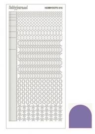 Dots nr. 16 Mirror Purple nr. STDM169