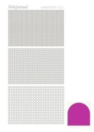 Dots nr. 7 Mirror Pink nr. STDM07F