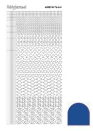 Dots nr. 14 Mirror Blue nr. STDM14A