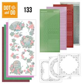 Dot & Do nr. 133 Birds and Roses