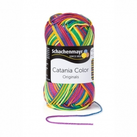 Catania Color Rainbow print 0082