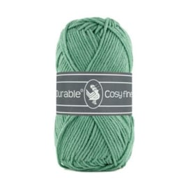 Durable Cosy Fine col. 2133 Dark Mint