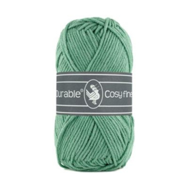 Durable Cosy Fine col. 2133 Dark Mint
