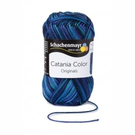 Catania Color Peacock print 00207