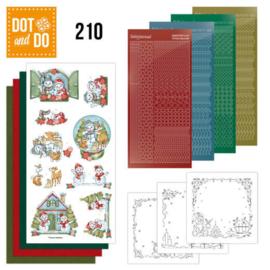 Dot and Do 210 - Yvonne Creations - Christmas Home