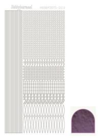Dots nr. 3 Mirror Violet nr. STDM036