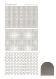 Dots nr. 7 Mirror Silver nr. STDM078