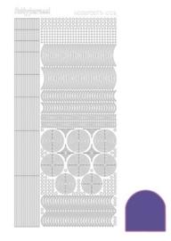 Dots nr. 6 Mirror Purple nr. STDM069