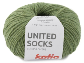 United Socks Col. 21 - Kaki