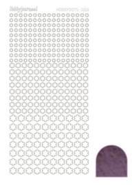 Dots nr. 8 Mirror Violet nr. STDM086
