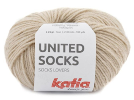 United Socks Col. 4 - Beige