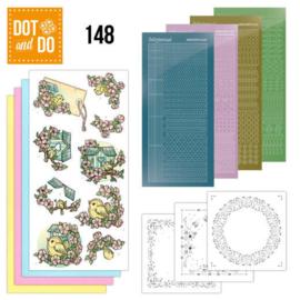 Dot & Do nr. 148 Spring Birdhouses