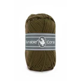 Durable Coral nr. 2149 Dark Olive