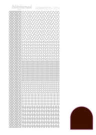 Dots nr. 4 Mirror Brown nr. STDM04G