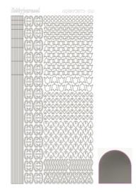 Dots nr. 12 Mirror Silver nr. STDM128