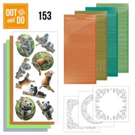 Dot & Do nr. 153 Wild Animals